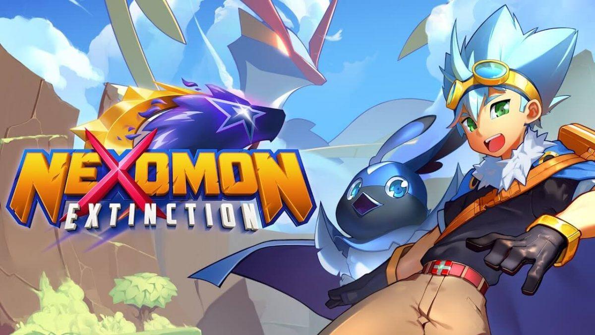 cover nexomon