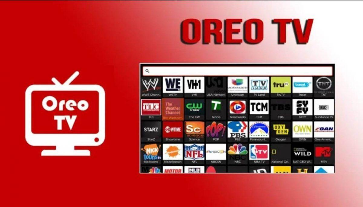 cover oreo tv