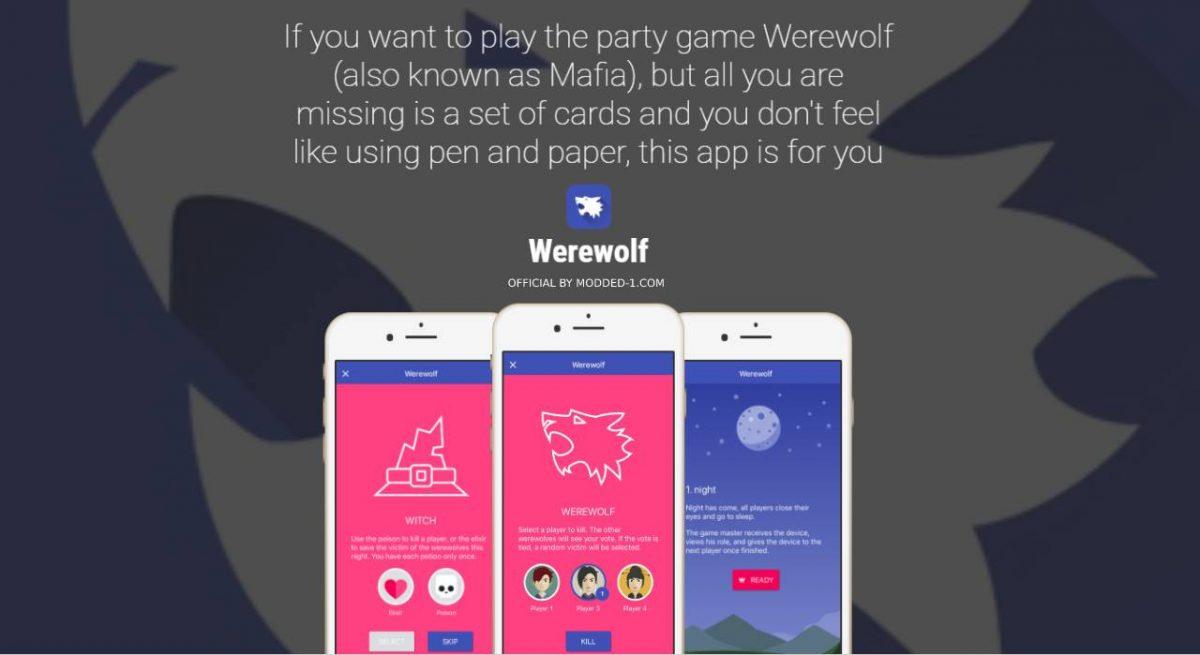 cover werewolf