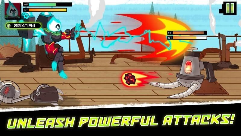 download ben 10 omnitrix hero apk