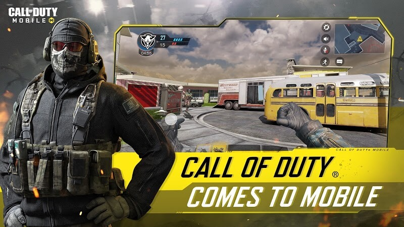 download call of duty mobile mod money