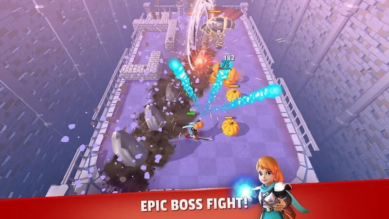 download dashero archer sword 3d mod apk