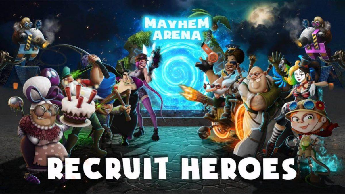 cover mayhem arena