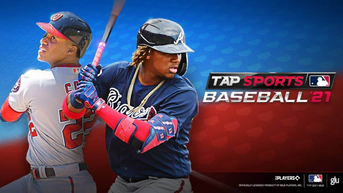 cover mlb tap sports baseball 2021