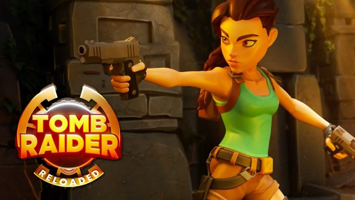 cover tomb raider reloaded