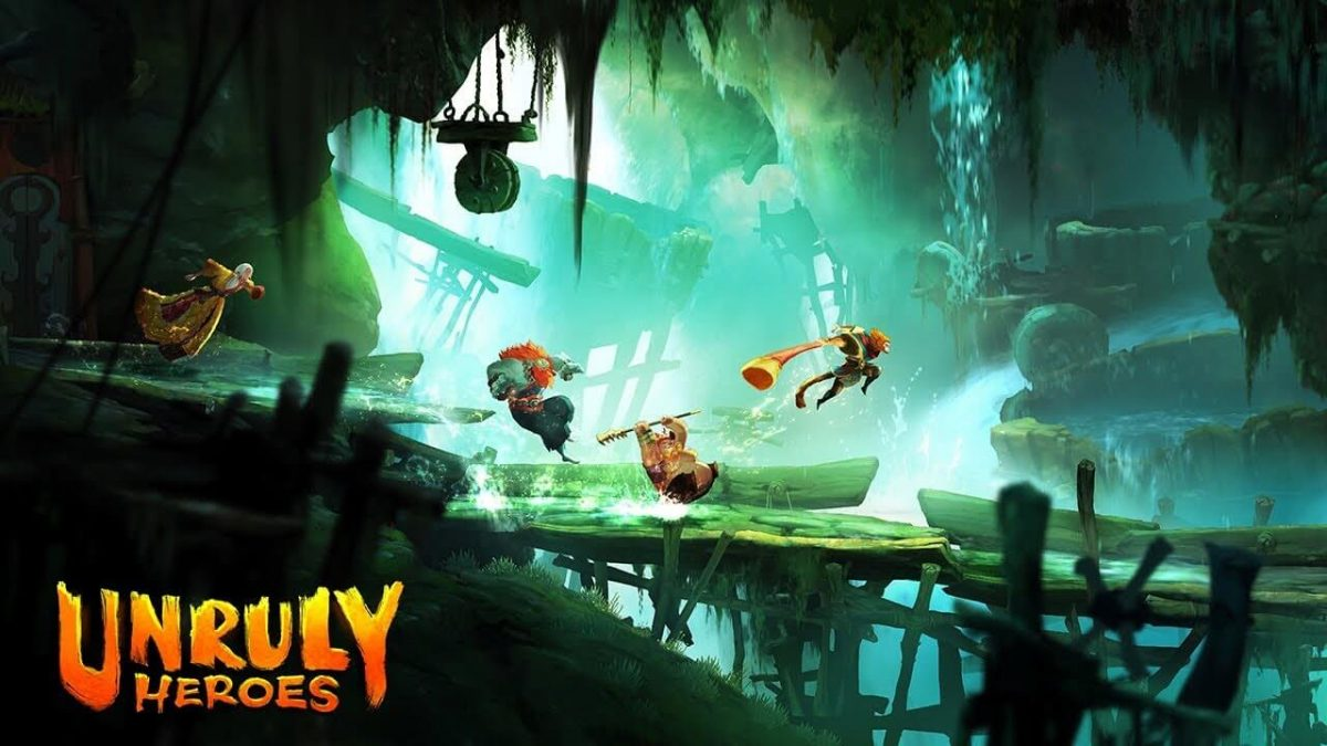 cover unruly heroes