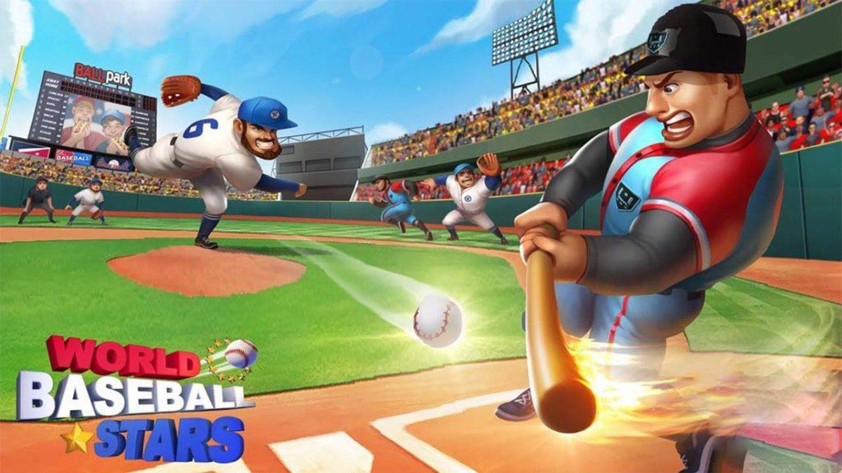 cover world baseball stars