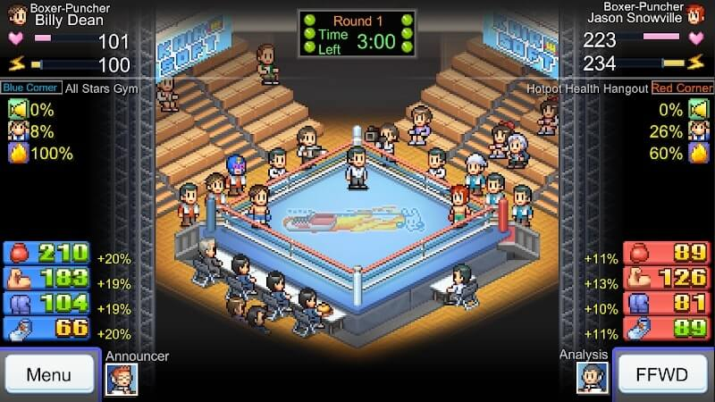 download boxing gym story