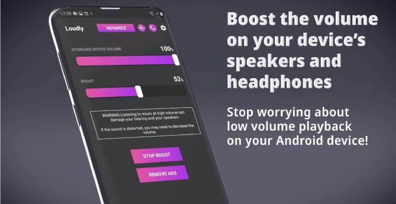 download loudly mod apk