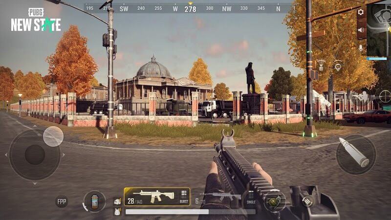 download pubg new state mod full