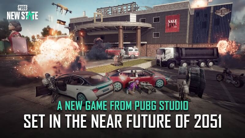 download pubg new state