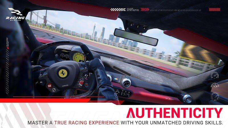 download racing master mod apk