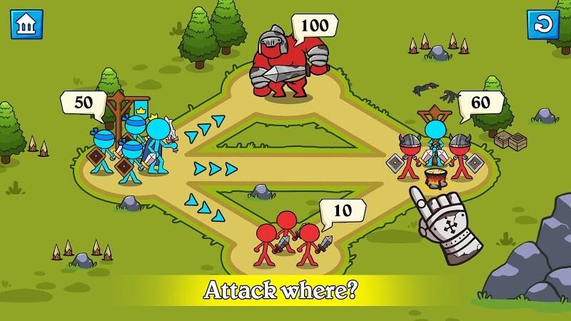 download stick clash apk