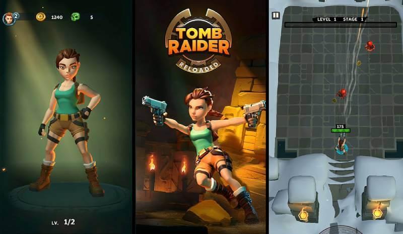 download tomb raider reloaded mod apk