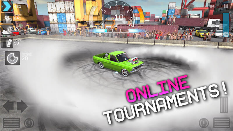 download torque burnout mod money