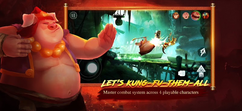 download unruly heroes mod money