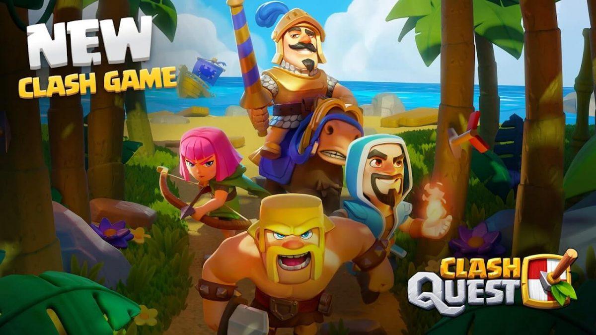 cover clash quest