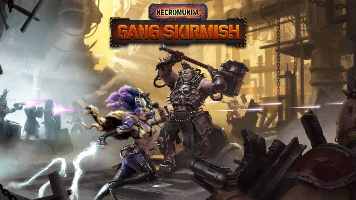 cover necromunda gang skirmish