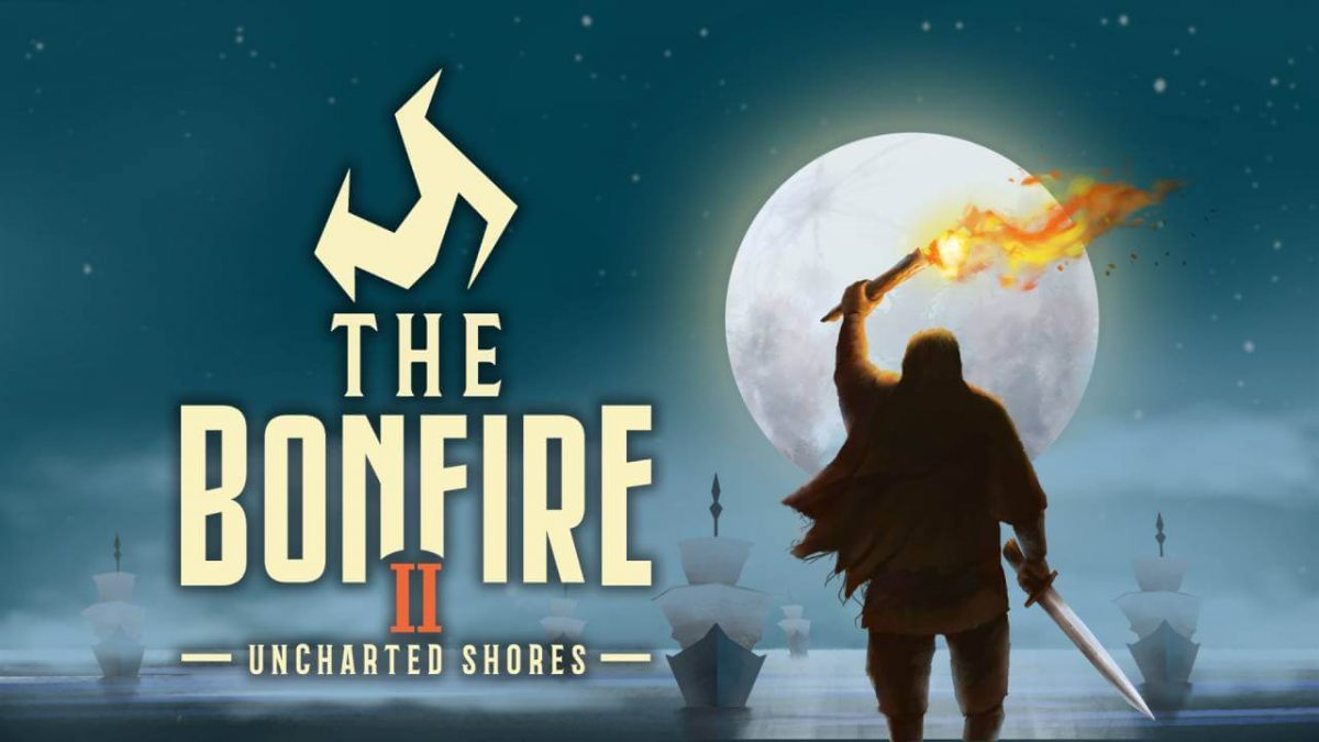 cover the bonfire 2 uncharted shores