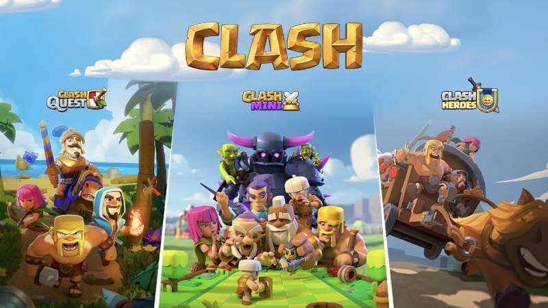download clash quest mod apk