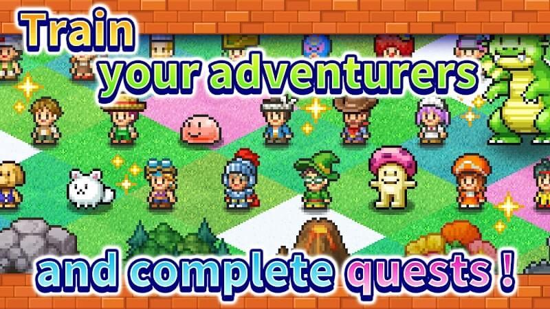 download dungeon village 2 mod apk