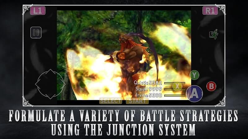 download final fantasy viii remastered mod apk
