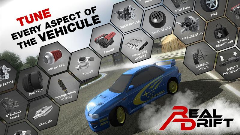 download real drift car racing mod full