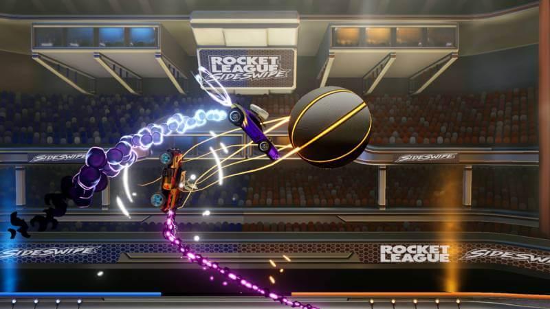 download rocket league sideswipe apk