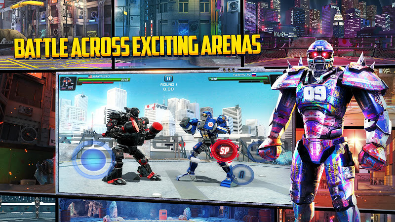 download world robot boxing 2 apk