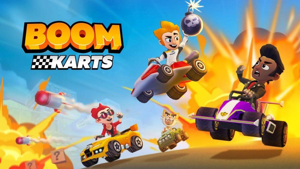 cover boom karts