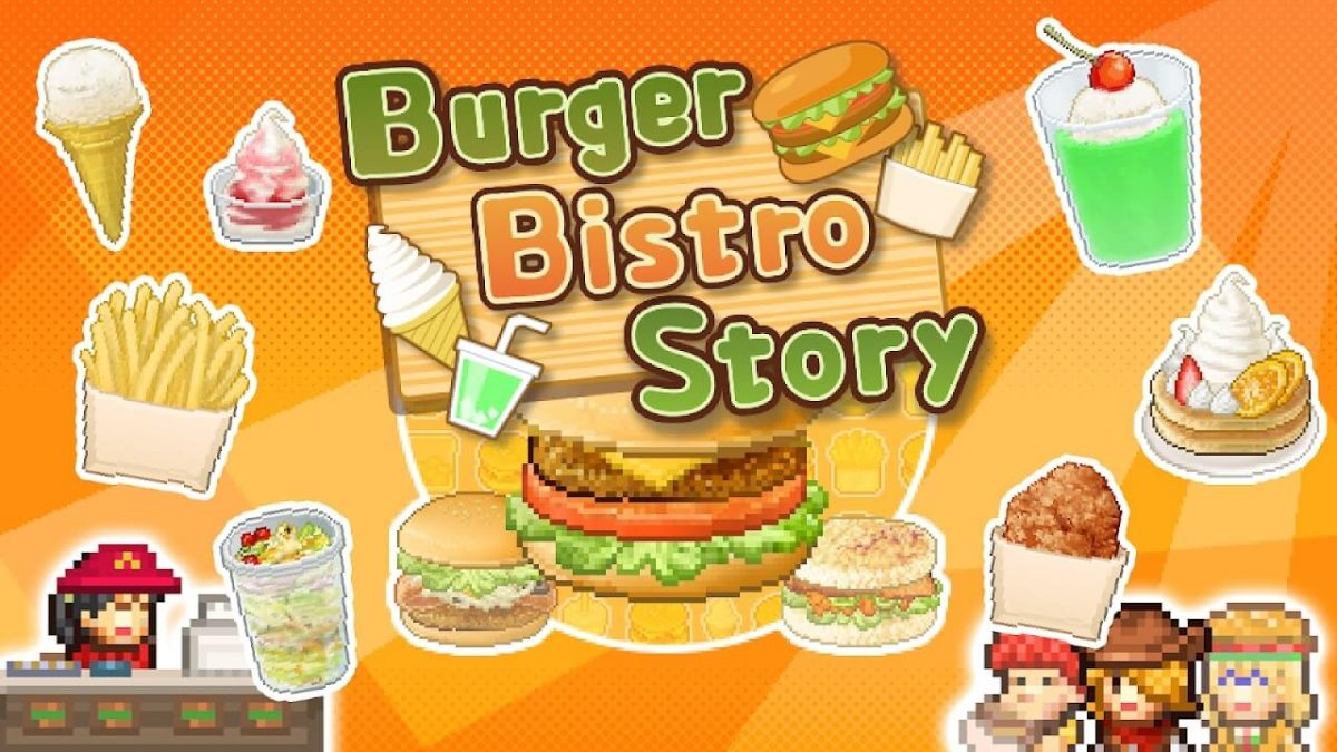 cover burger bistro story