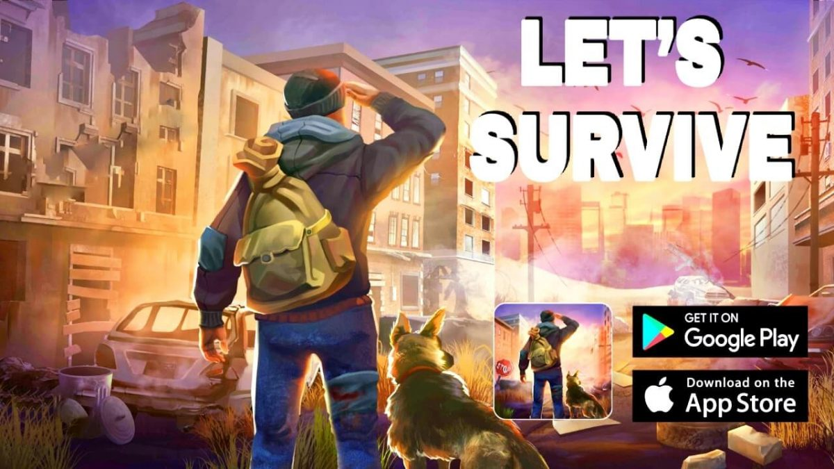 cover lets survive