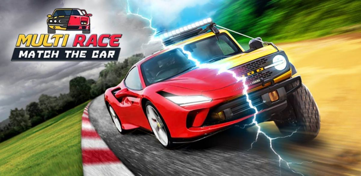 cover multi race match the car
