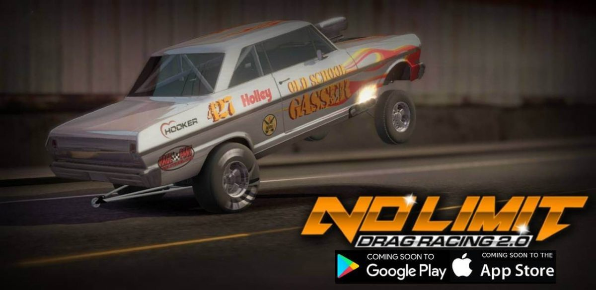 cover no limit drag racing 2