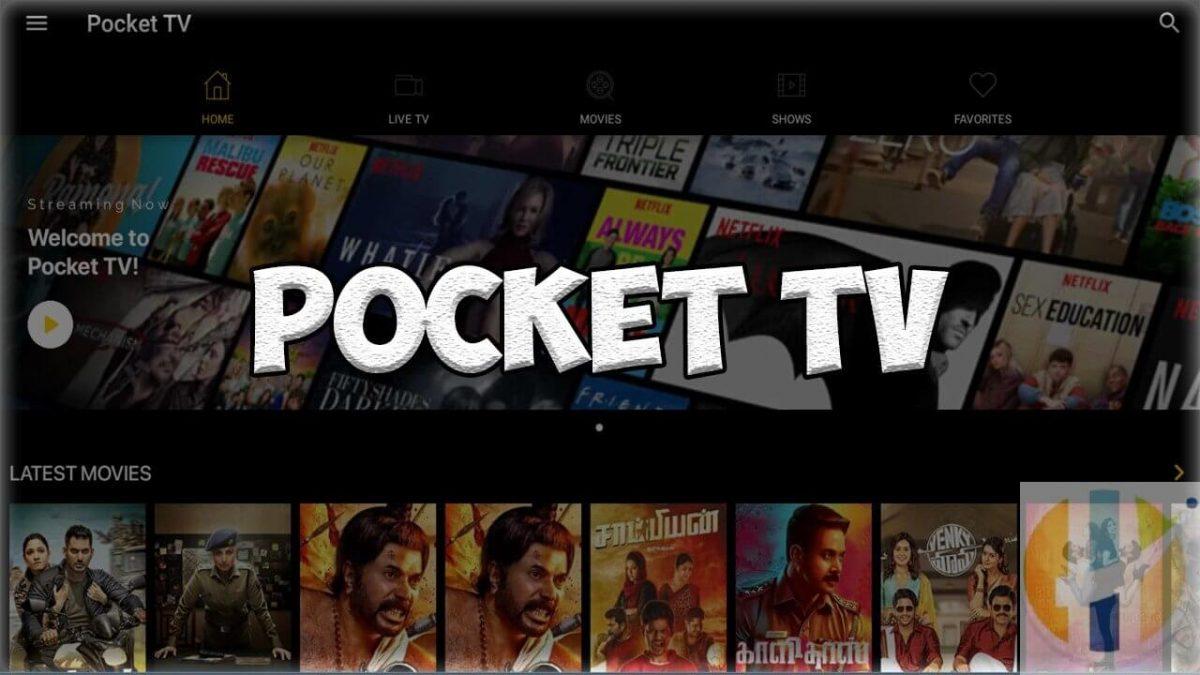 cover pocket tv