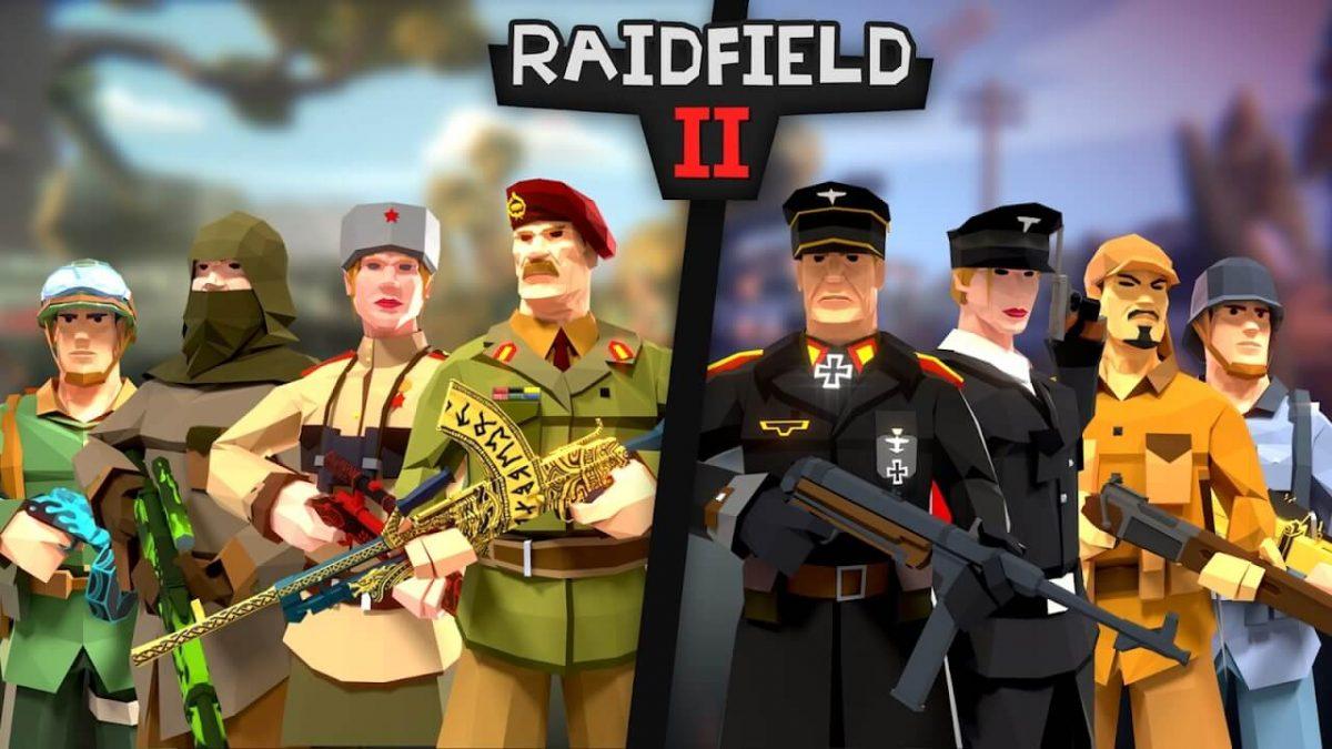 cover raidfield 2