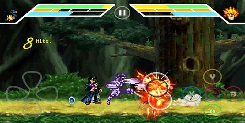 download anime the multiverse war apk