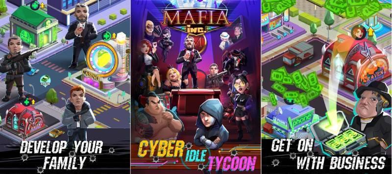 download mafia inc mod apk
