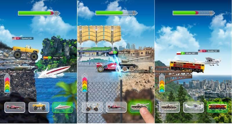 download multi race match the car apk