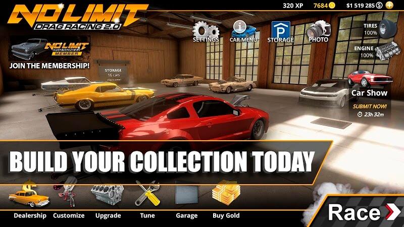 download no limit drag racing 2 apk