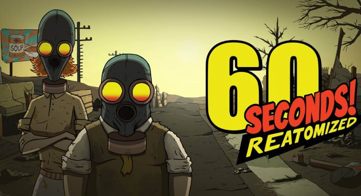 cover 60 seconds reatomized