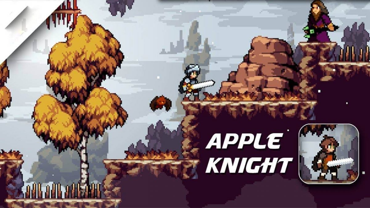 cover apple knight