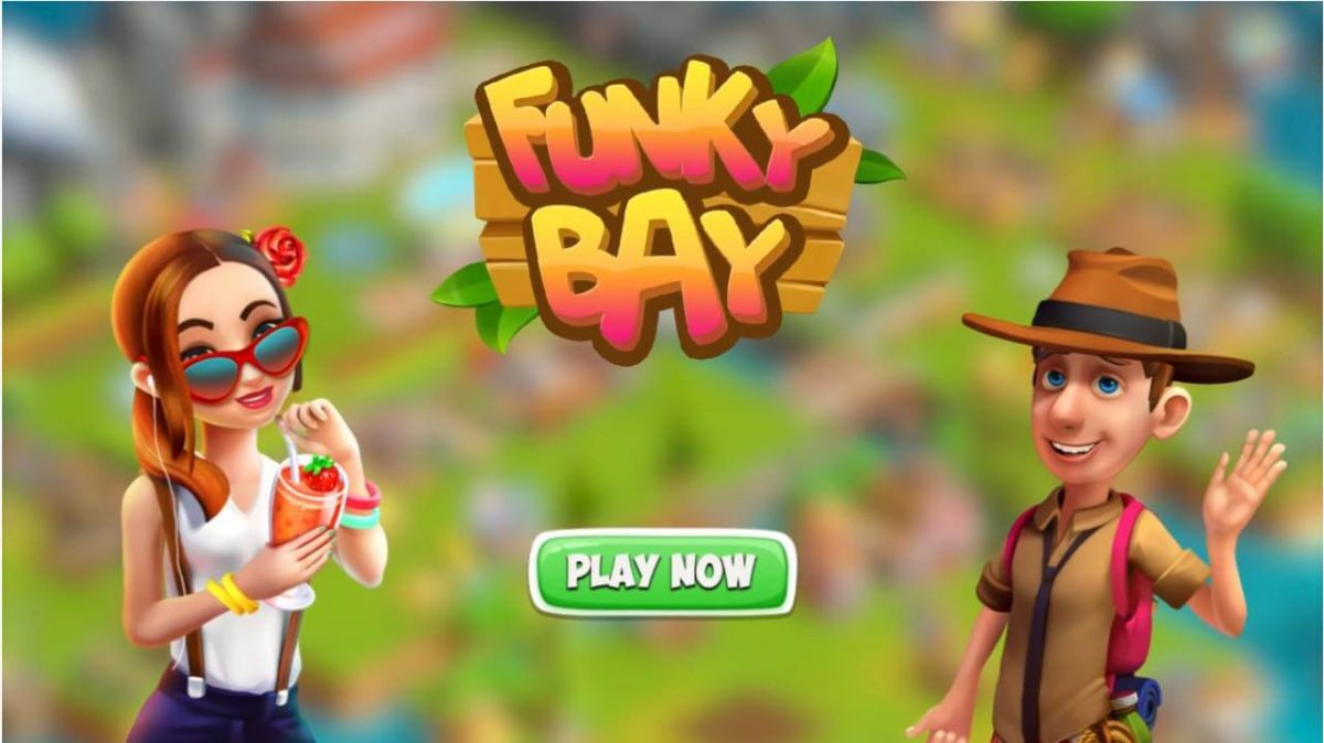 cover funky bay