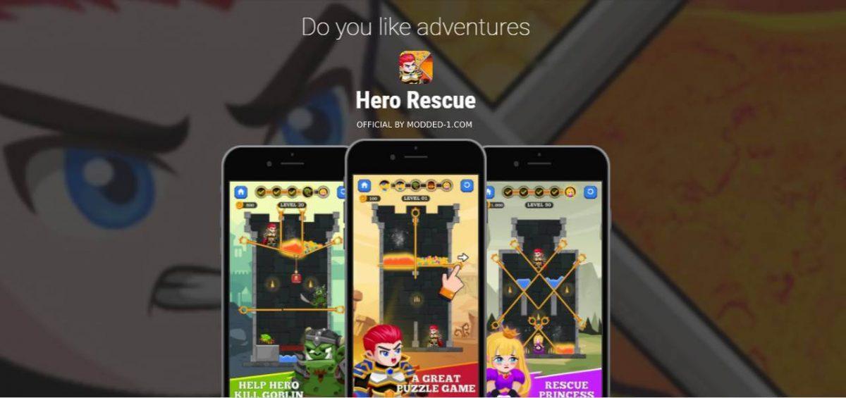 cover hero rescue
