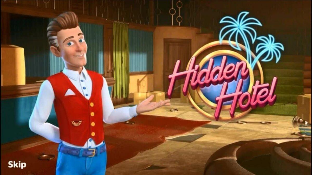 cover hidden hotel