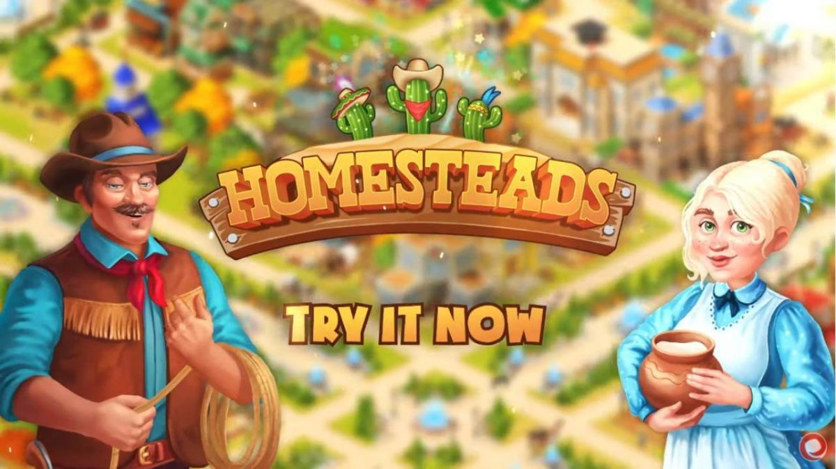 cover homesteads