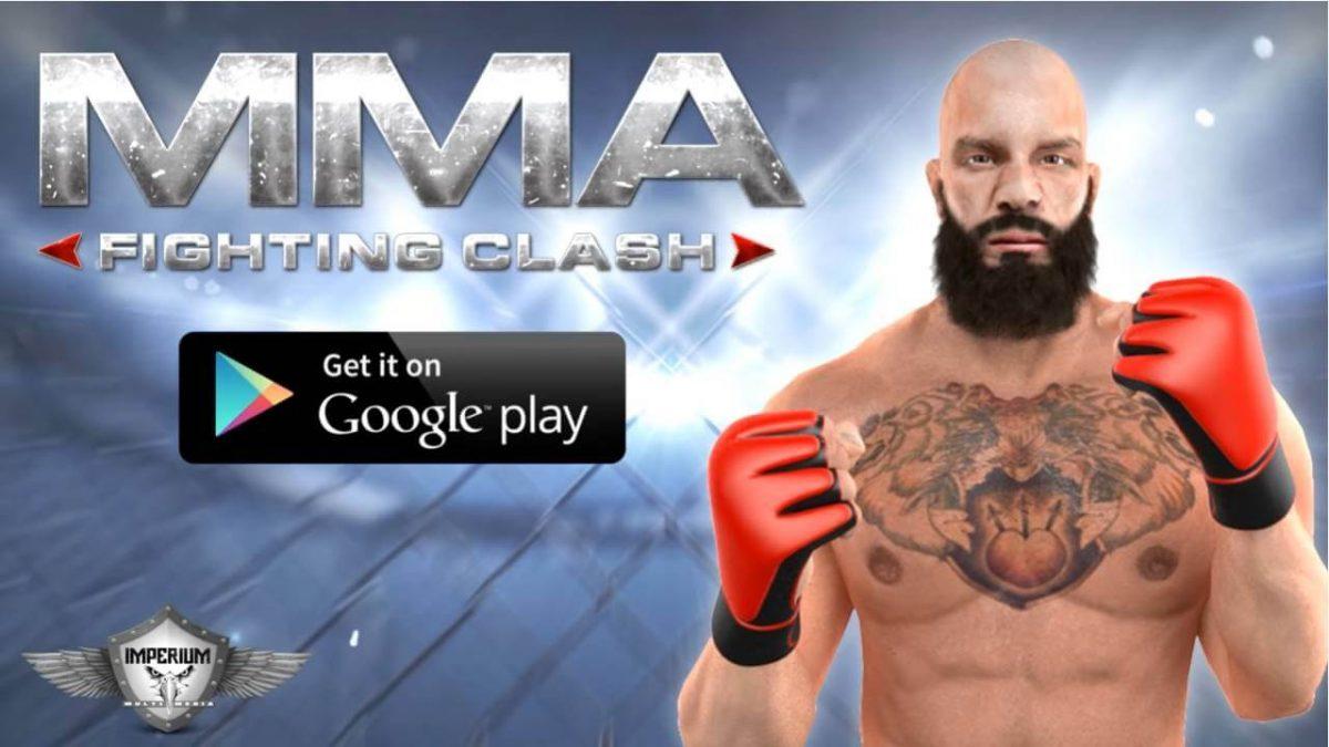 cover mma fighting clash
