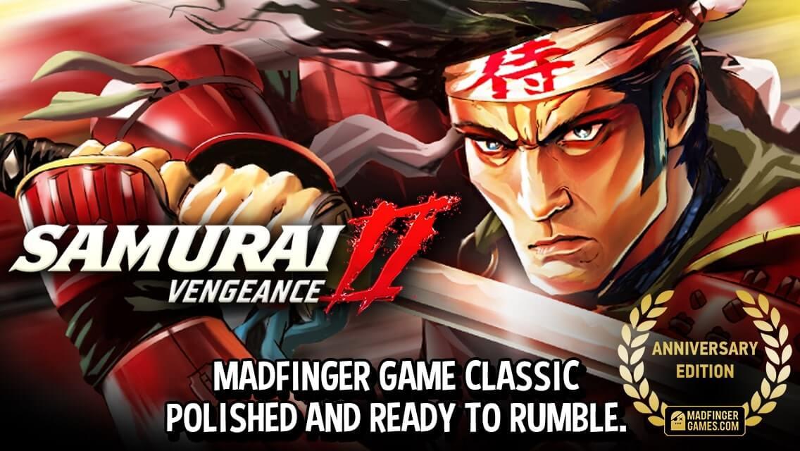 cover samurai ii vengeance