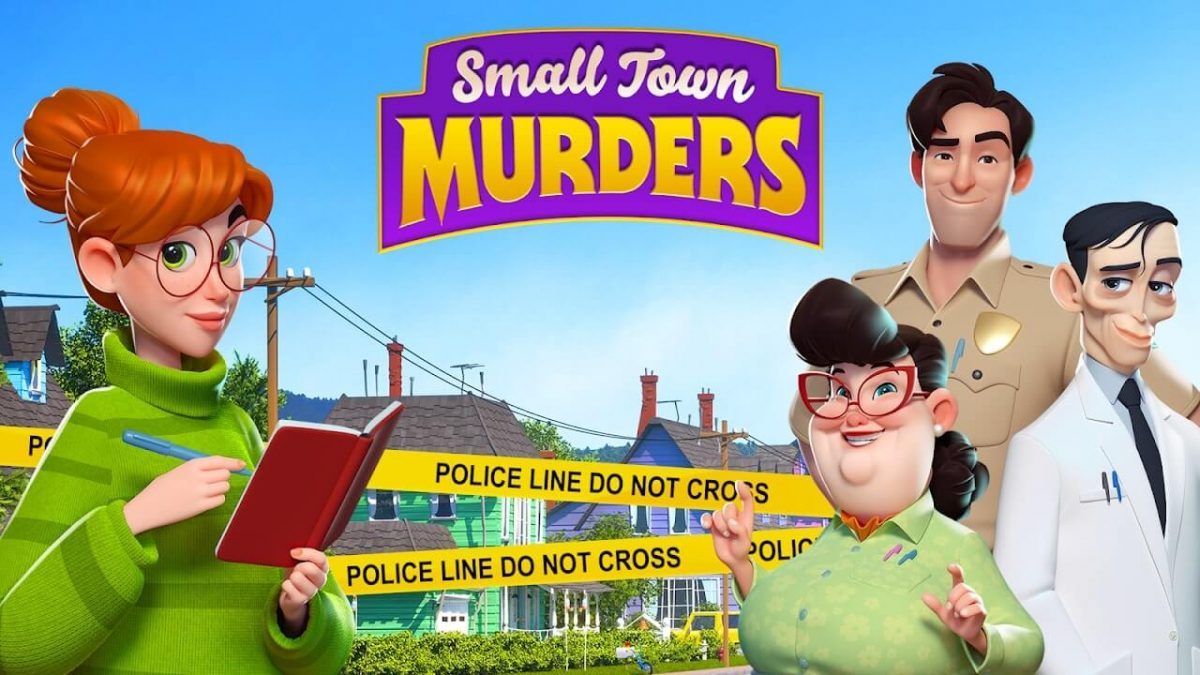 cover small town murders