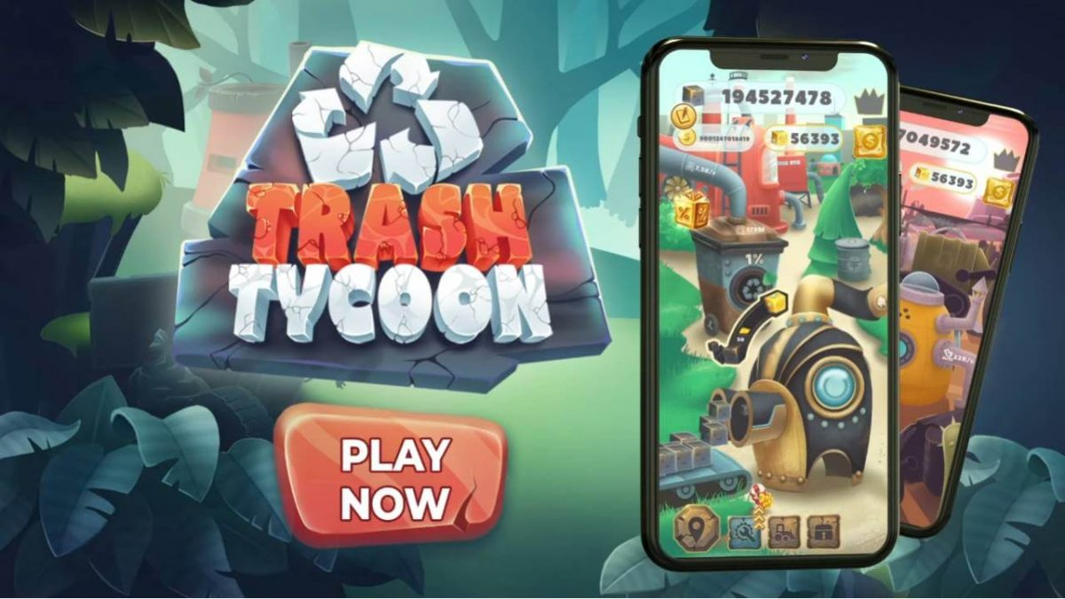 cover trash tycoon